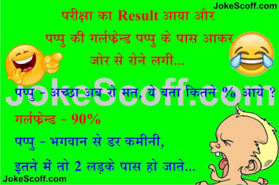 exam result funny jokes