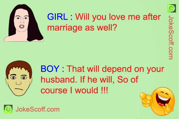 Funny Love Jokes