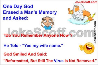 funny Husband wife jokes