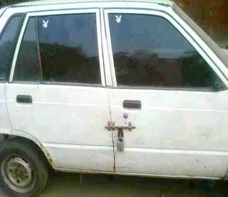 funny car lock